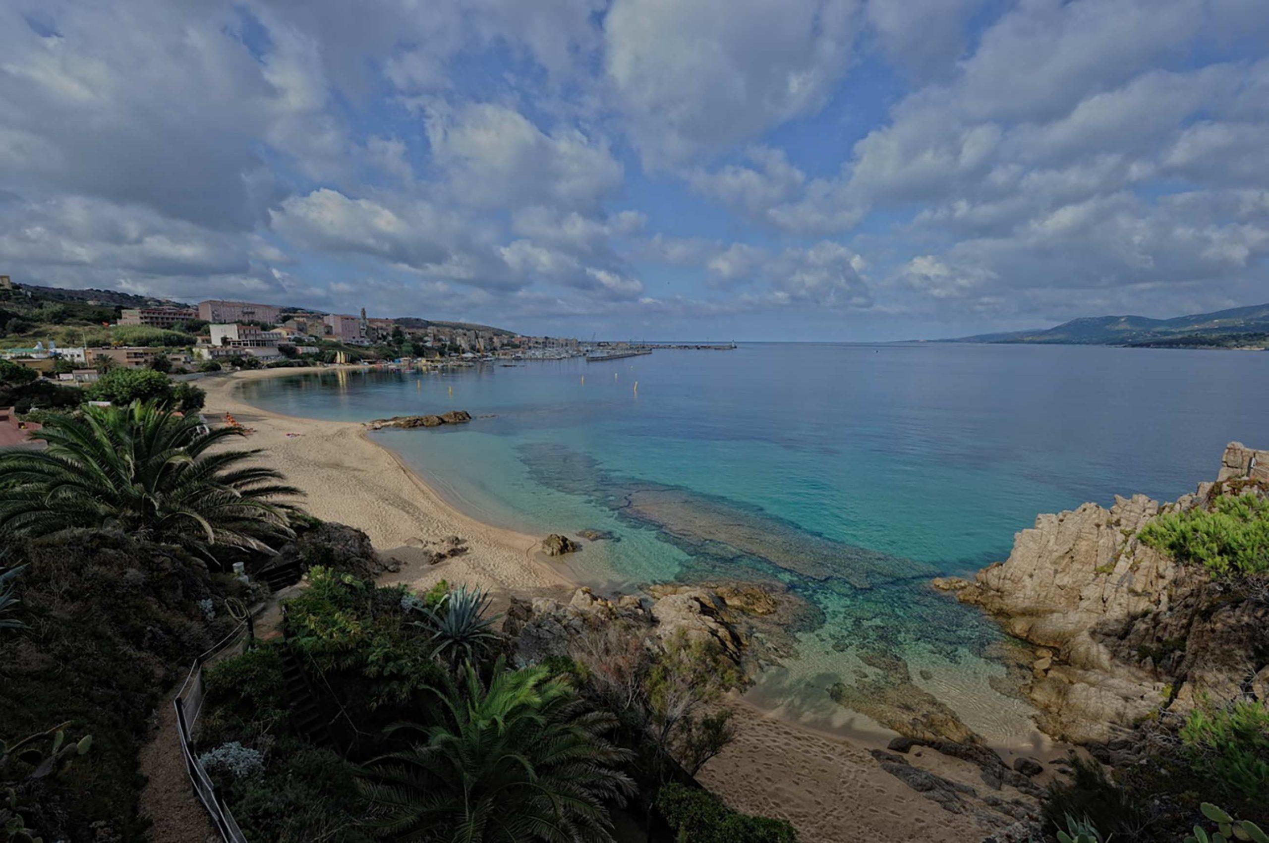 littoral Corse, plage