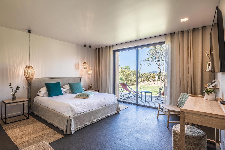 Casa Grazia | Chambre - Location Villa de luxe à Propriano en Corse