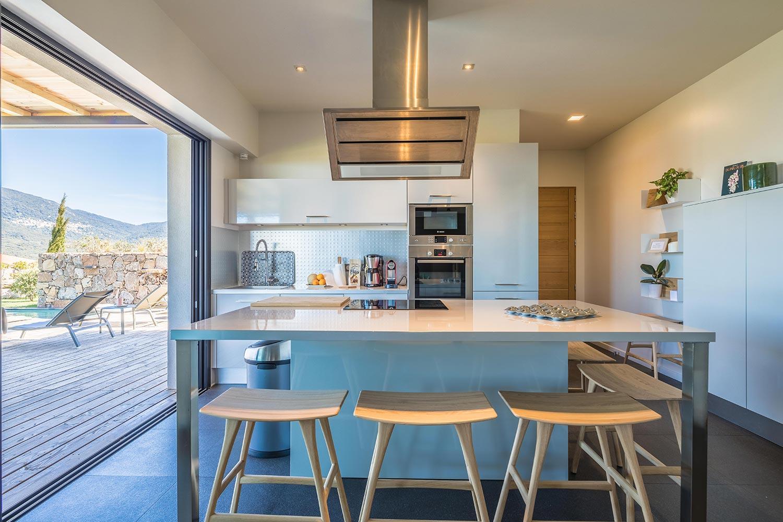 Casa Grazia | Cuisine - Location Villa de luxe à Propriano en Corse