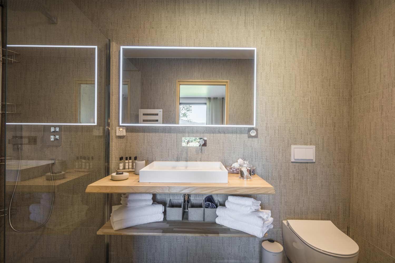 casa grazia villa luxe propriano corse salle de bain