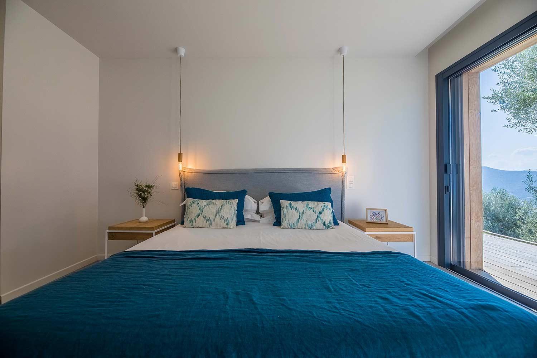 casa lilia villa luxe propriano corse chambre confortable