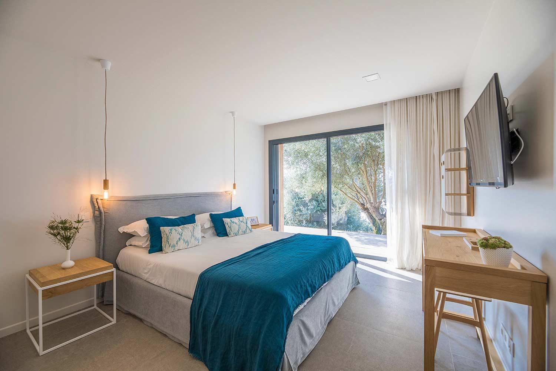 casa lilia villa luxe propriano corse chambre soleil