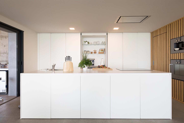 casa lilia villa luxe propriano corse cuisine design