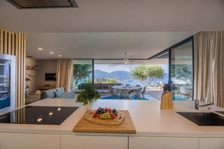 casa lilia villa luxe propriano corse cuisine equipee