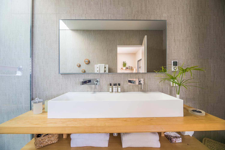 casa lilia villa luxe propriano corse salle de bain detente