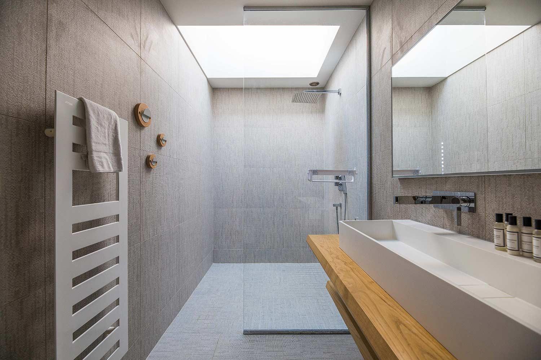 casa lilia villa luxe propriano corse salle de bain douche