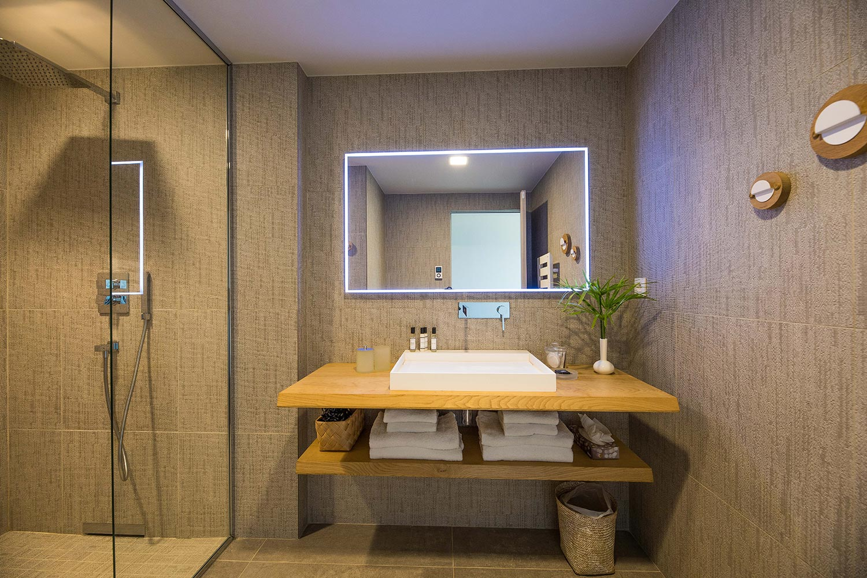 Casa Lilia | Salle de bain - Location Villa de luxe à Propriano en Corse