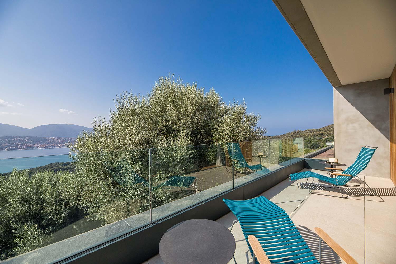 casa lilia villa luxe propriano corse terrasse mer