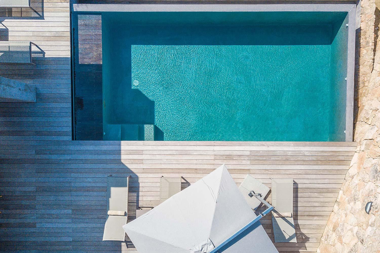 casa lilia villa luxe propriano corse terrasse piscine
