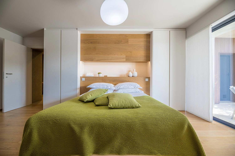 casa lucia villa luxe propriano corse chambre detente confort