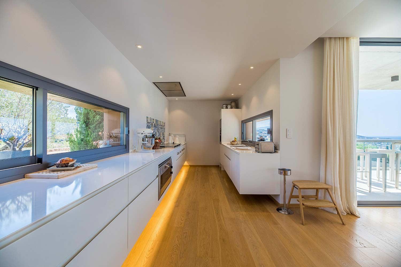 casa lucia villa luxe propriano corse cuisine design