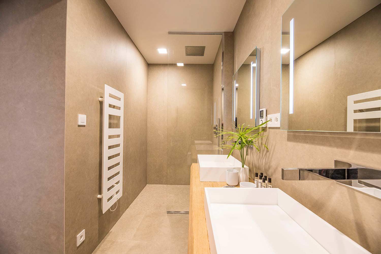 casa lucia villa luxe propriano corse salle de bain confort
