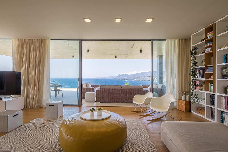 casa lucia villa luxe propriano corse salon confort mer montagnes