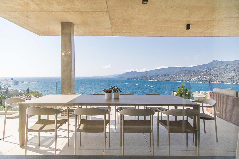Casa Lucia | Vue panoramique - Location Villa de luxe à Propriano en Corse