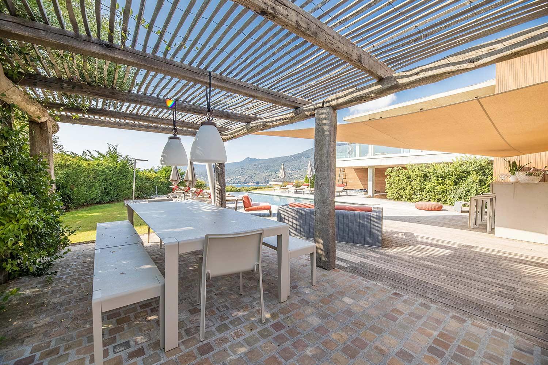 casa lucia villa luxe propriano corse terrasse piscine